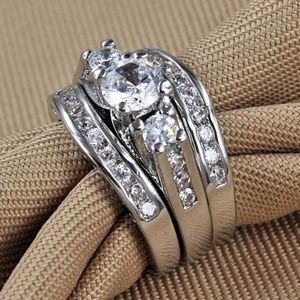 Past Present and Future Wedding Ring Size 4